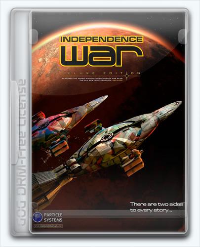 Independence War Deluxe (1999) [En] (1.24/2.0/dlc) License GOG