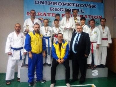 Чемпионат Украины среди спортсменов с инвалидностью
