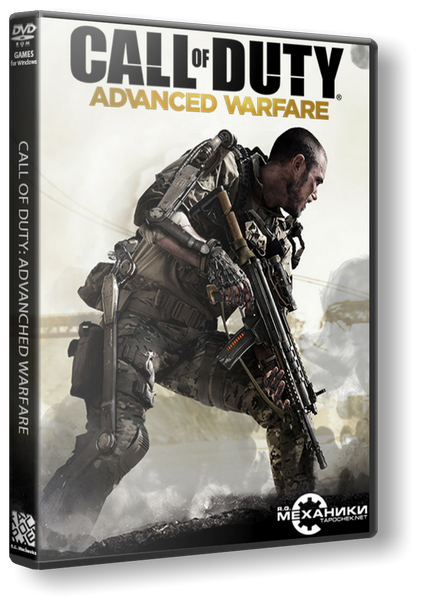 Call of Duty: Advanced Warfare [v 1.22.01] (2014) PC | RiP от R.G. Механики