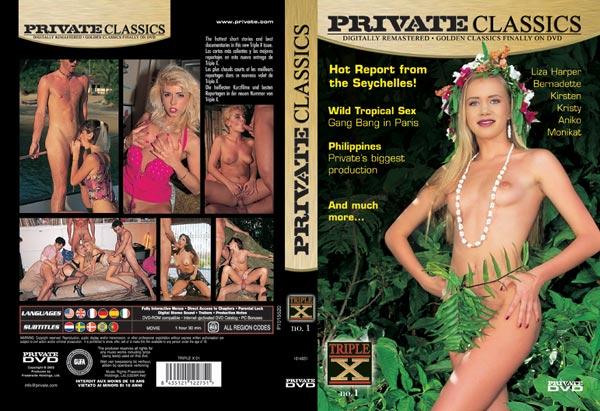 Порно Студии Private Triple