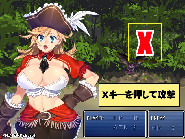 Pirate Queen Malena [2016] [Cen] [jRPG] [ENG] H-Game