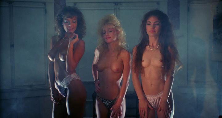 Кошмарные сёстры / Nightmare Sisters (1988) HDRip | L1