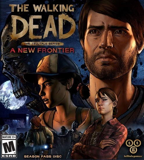 The Walking Dead: A New Frontier - Episode 1-2 (2016) PC | Лицензия