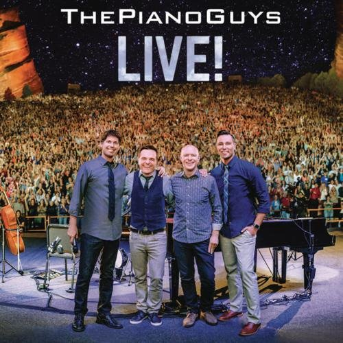 The Piano Guys - Live! (2015) [FLAC|Lossless|WEB-DL|tracks] <Classical Crossover>