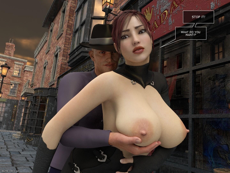Amusteven - Collection [Uncen] [3DCG] [ENG] Porno Comics