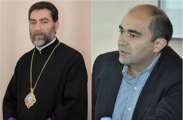 Կոչ եմ անում սրբազանին՝ չմիջամտել քաղաքական գործընթացներին. Էդմոն Մարուքյանը հակադարձում է Գուգարքի թեմի առաջնորդին