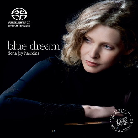 Fiona Joy Hawkins - Blue Dream (2009) 2008 [DTS 5.1 CD-DA|44.1/16|image+cue|SACD] <New Age, Acoustic>