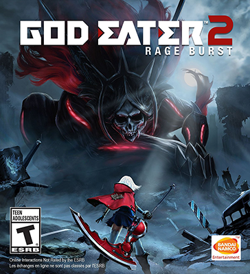 God Eater 2: Rage Burst (2016) PC | Лицензия