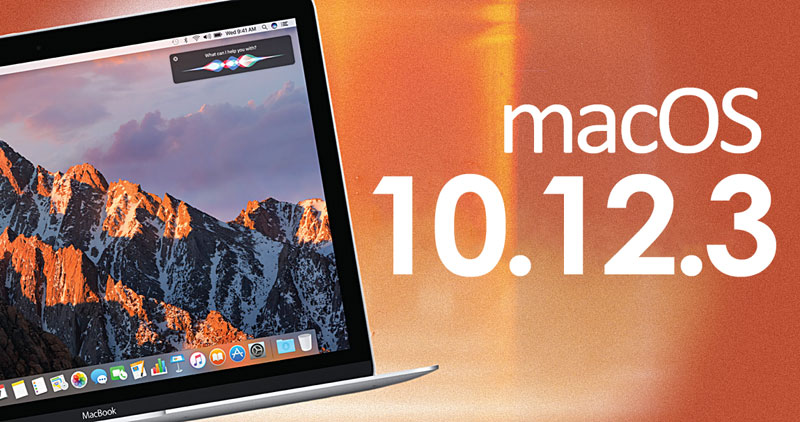 macOS Sierra 10.12.3 ISO[En/Ru] Apple [Intel only]