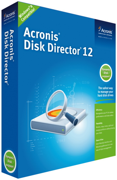 Acronis Disk Director 12 Build 12.0.3270 RePack by KpoJIuK (x86-x64) (26.01.2017) Rus/Eng