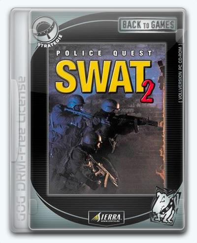Police Quest: SWAT 2 (1998) [En] (1.0.0.2) License GOG