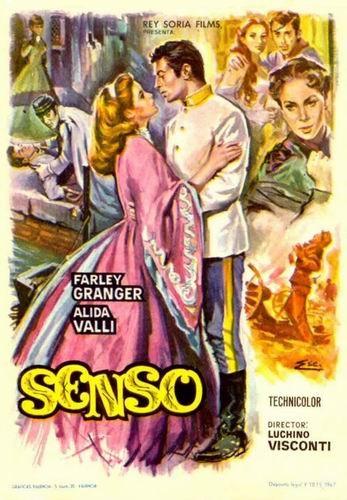Чувство / Senso / Livia / The Wanton Contessa (Лукино Висконти / Luchino Visconti) [1954, Италия, мелодрама, драма, военный, история, BDRip] MVO + Sub Rus, Eng + Original Ita