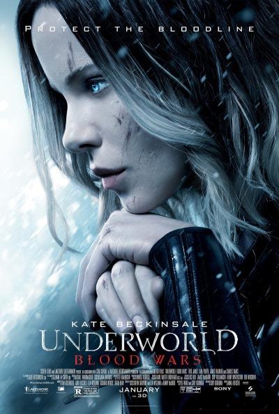 Другой мир: Войны крови / Underworld: Blood Wars (2016) WEB-DLRip
