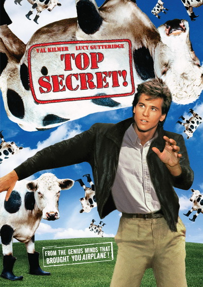 Совершенно секретно! / Top Secret! (1984) WEB-DLRip [H.264/1080p]