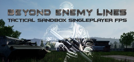 Beyond Enemy Lines-SKIDROW