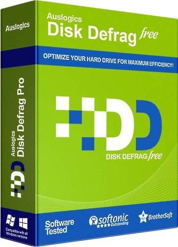 Auslogics Disk Defrag Free 0.1.2.0 (x86-x64) (2017) Multi/Rus