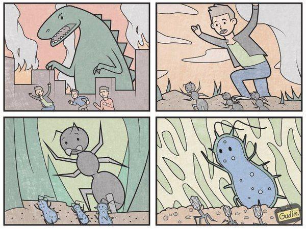 Нападение гигантов