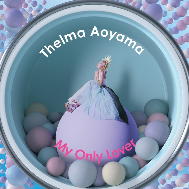 20170227.01.31 Thelma Aoyama - My Only Lover cover.jpg