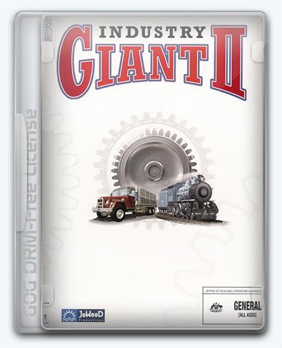Industry Giant 2 / Промышленный гигант 2 (2002) [Ru/Multi] (2.3.5696) License GOG