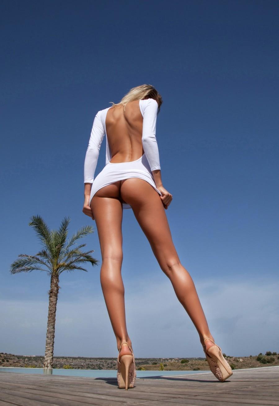 Длинные ножки