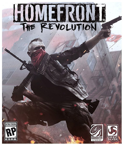 Homefront: The Revolution - Freedom Fighter Bundle [v 1.0781467(dcb0)] (2016) PC