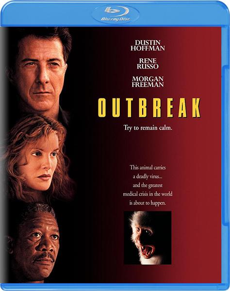 Эпидемия / Outbreak (1995) BDRip 720p | D, A