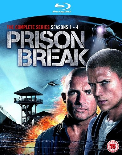 Prison Break S01-S04 720p BluRay x264-MiXED