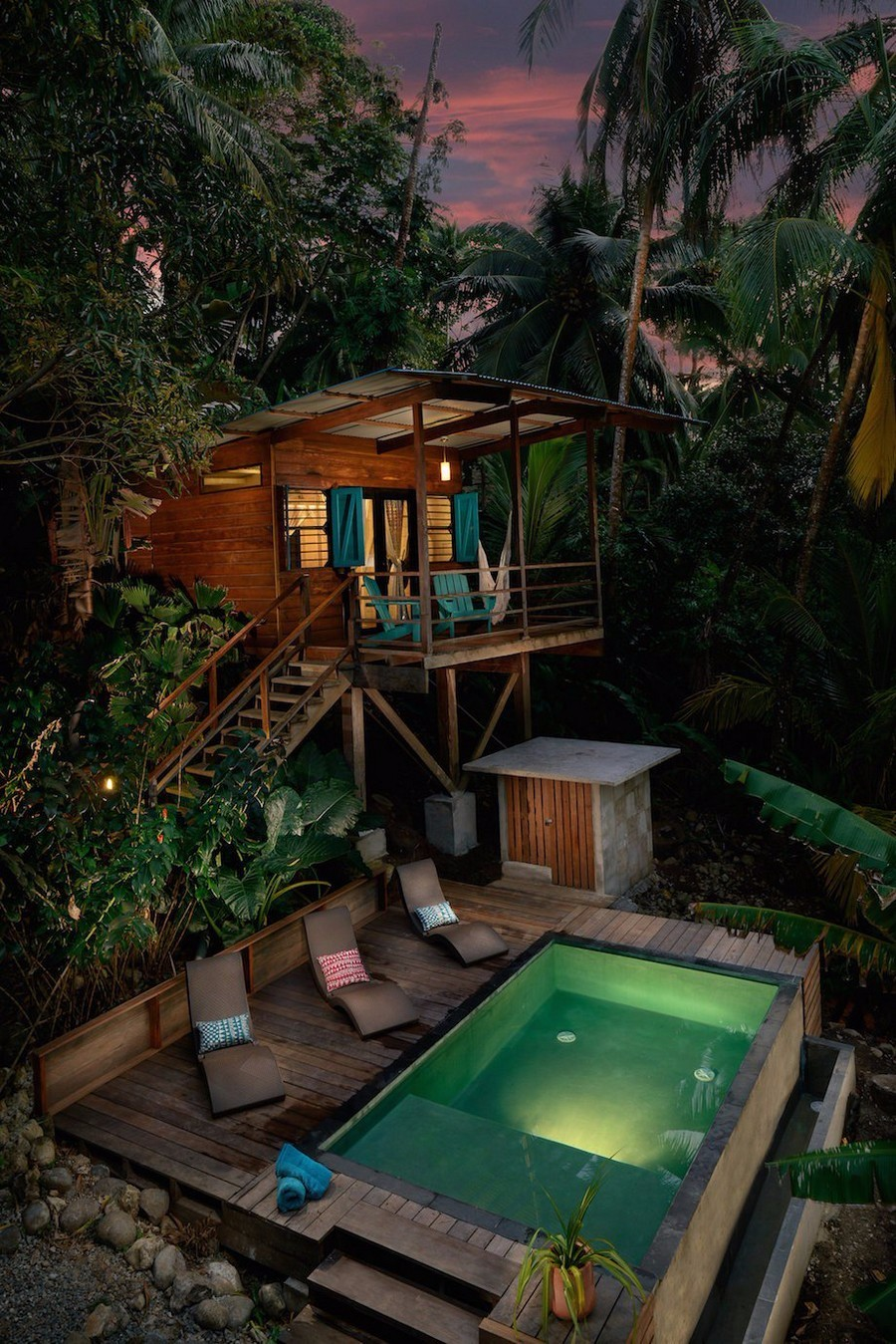 Домик в тропиках