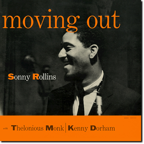 [TR24][OF] Sonny Rollins - Moving Out - 1956/2017 (Post-Bop)