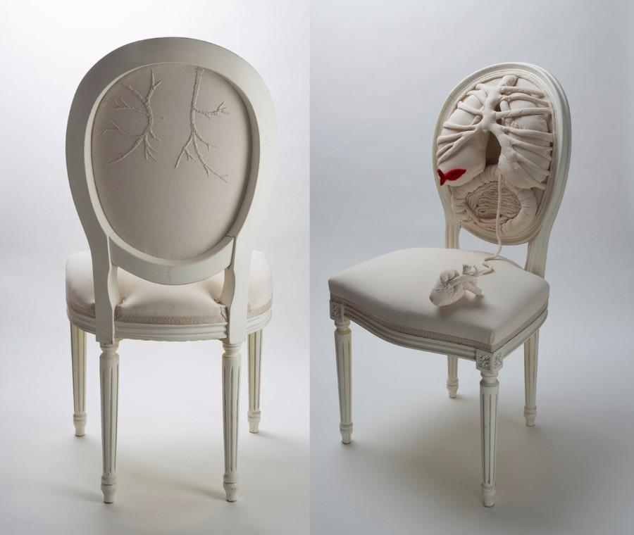 Стремный стул