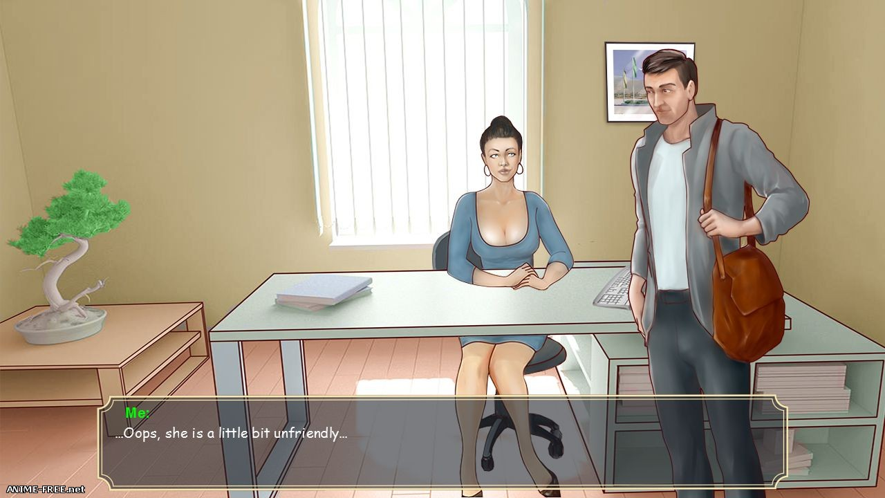 Sucsexful Deals [2017] [Uncen] [ADV, Animation] [ENG,RUS] H-Game