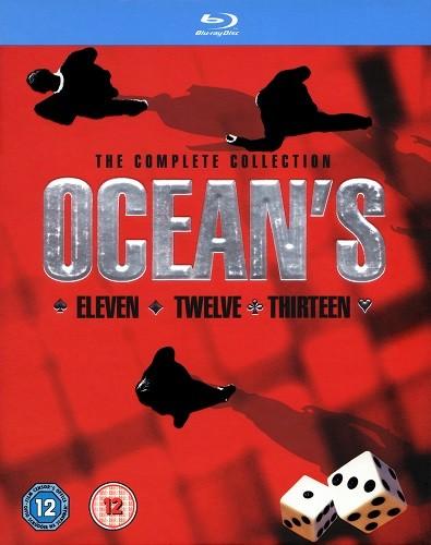 Oceans Trilogy 2001-2011 BluRay 1080p x264