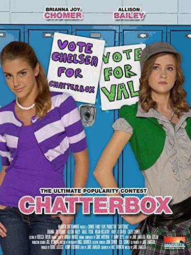 Болтушка / Chatterbox (Джейн Лавалата / Jane Lawalata) [2009, США, Комедия, семейный, SATRip] MVO