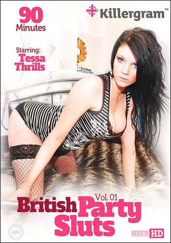 Британские Партийные Шлюхи / British Party Sluts (2015) WEBRip