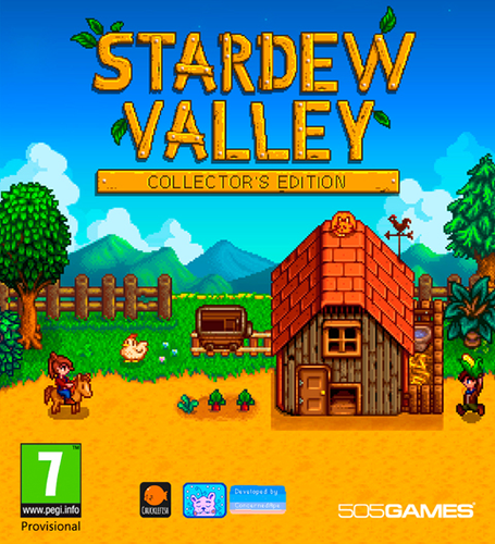 Stardew Valley [v 1.4] (2016) PC | Лицензия