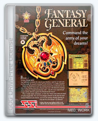 Fantasy General (1996) [En] (1.0/dlc) License GOG