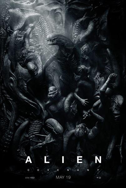 Чужой: Завет. Пролог: Связующее звено / Alien: Covenant. Prologue (2017) WEBRip [H.264/1080p] [Тизер]