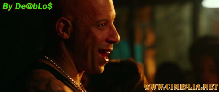 Три икса: Мировое господство / xXx: The Return of Xander Cage [2017 / HDRip   Лицензия]