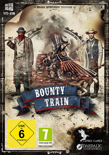 Bounty Train: Trainium Edition (2017) PC | Лицензия