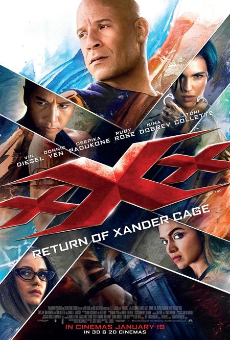 Три икса: Мировое господство / xXx: Return of Xander Cage (2017) BDRip 720p от k.e.n & MegaPeer | Лицензия