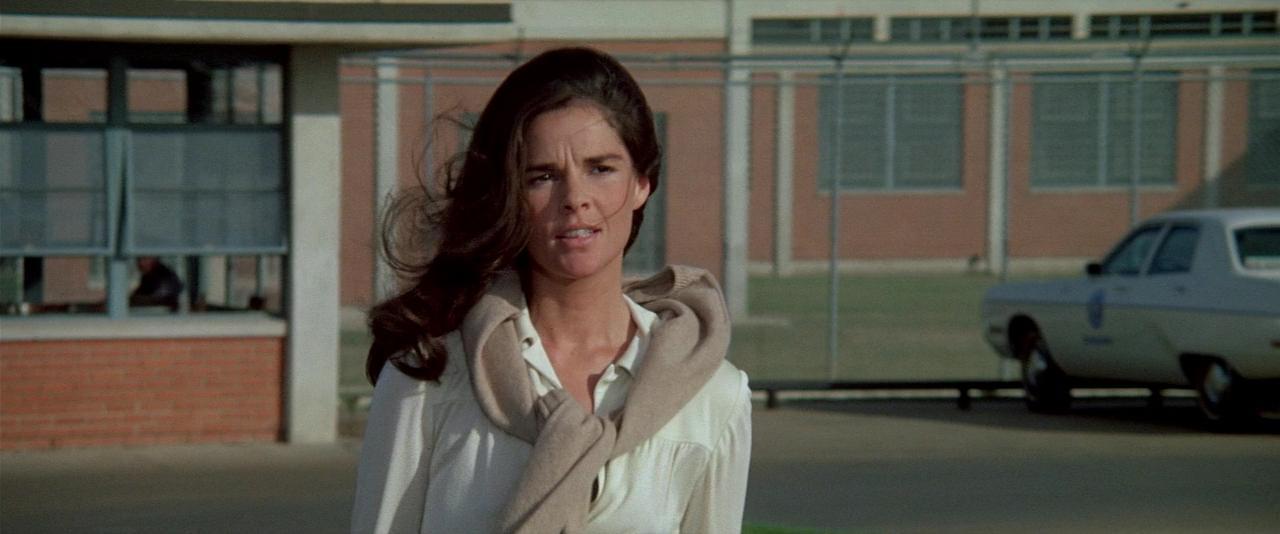 Побег / The Getaway (1972/BDRip) 720p