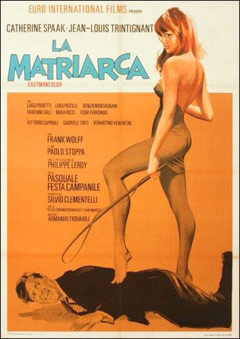 Распутница / La matriarca (1968) DVDRip | Rus
