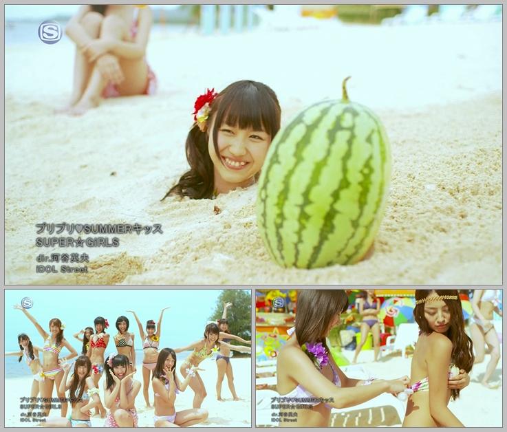 20170612.1232.6 SUPER GiRLS - Puripuri Summer Kiss (PV) (JPOP.ru).ts.jpg
