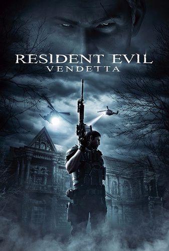 Обитель зла: Вендетта / Resident Evil: Vendetta (2017) WEB-DLRip | iTunes