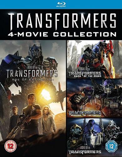 Transformers Pack BluRay 1080p