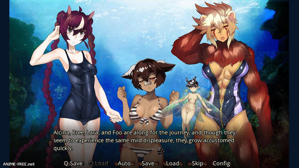Mutiny!! [2017] [Uncen] [ADV, VN] [ENG] H-Game