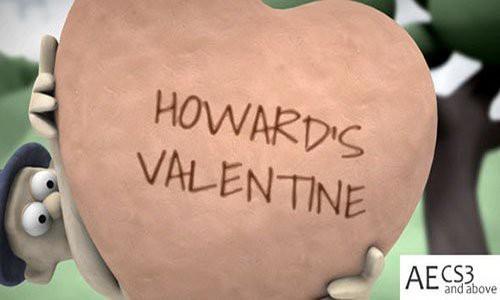 Проекты - VideoHive - Howard's Valentine [AEP]