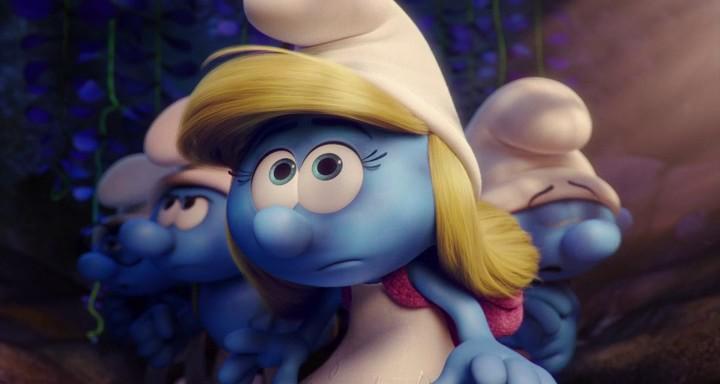 Smurfs The Lost Village 2017 1080p BluRay x264-DRONES