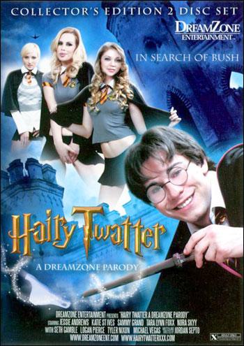 Гарри Поттер: В поисках волосатой вагины! Пародия / Hairy Twatter: In Search Of Bush! A DreamZone Parody (2012) WEB-DL |