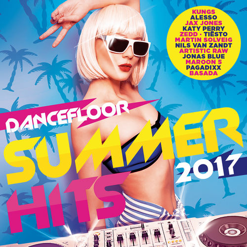 VA - Dancefloor Summer Hits [2CD] (2017) MP3